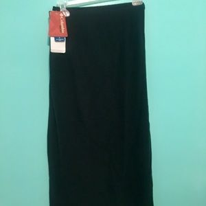 NWT Columbia Black Long Skirt Size XS
